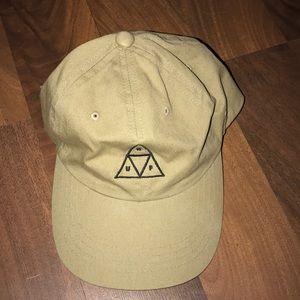 Tan dad hat